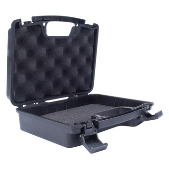 Tactical Hard ABS Plastics Pistol Case Gun Case Padded Foam Lining  for Hunting Airsoft Assessoriers