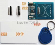 DZ347 Consumer electronics  RC522 Card Read Module Tags SPI Interface Read and Write