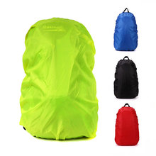 2016 Most Useful Waterproof RainCoat Covers For Sports / Travel / Camping / Hiking / Cycling/ Outdoor Backpack Bags Cover 35-80L