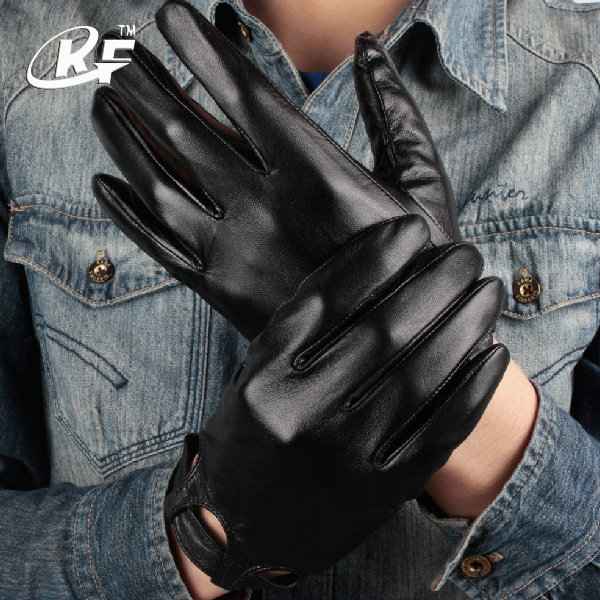 Leather Gloves For Men Winter Men Stylish Winter Glove