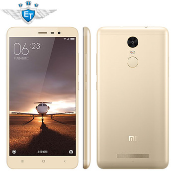 Original Xiaomi Redmi Note 3 Pro Prime 4G LTE Cell Phone Snapdragon 650 Hexa Core Fingerprint Metal Body 5.5'' 3GB RAM 16MP