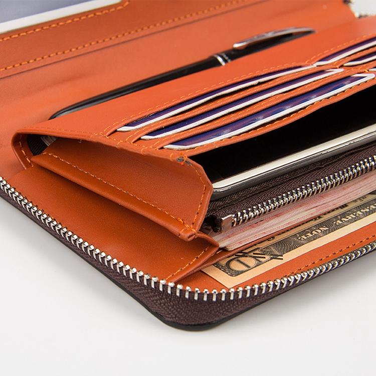 Baellerry деловой мужской клатч кожаный длинный держатель для карт кошелек мужчин 3289312890_1672417541