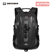 swisswin wenger travel Backpack SWE9972 32L Outdoor sport backpack for mountain 15.6 Computer swissgear Backpack For Business(China (Mainland))