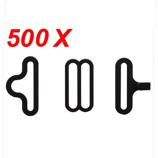 500 комплектов оборудования галстук-бабочка галстук крючком галстук-бабочку или галстук клипы крепеж сделать регулируемые ремни на галстук-бабочку погружения 19мм