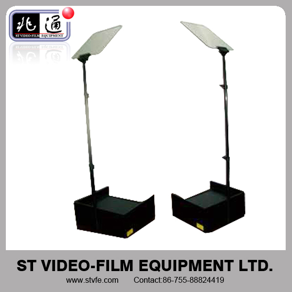high brightness LCD Obama speech teleprompter easy move(China (Mainland))