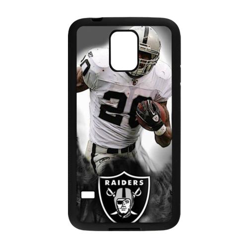 NFL Football Team Logo Oakland Raiders 20 Cool Custom Samsung Galaxy S5 Cell Phone Case Cover Top DIY Wholesale(China (Mainland))