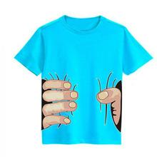 Detské tričko v štýle hrdinu Spiderman, Batman, Superman z Aliexpress