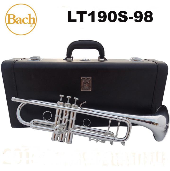 [해외]?새로운 바흐 트럼펫 LT190S-98 드롭 중에 bB 조정 트럼펫 ..