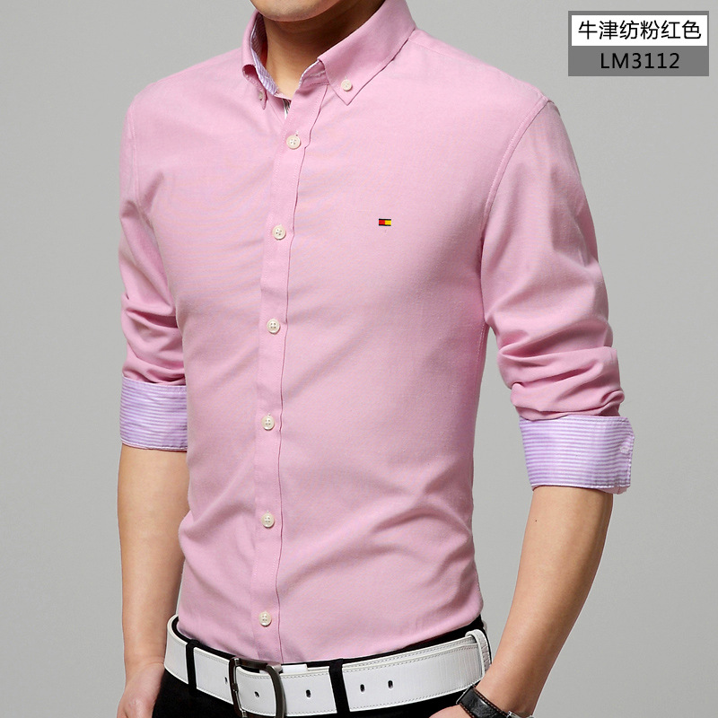 Pink Color Shirt Is Shirt