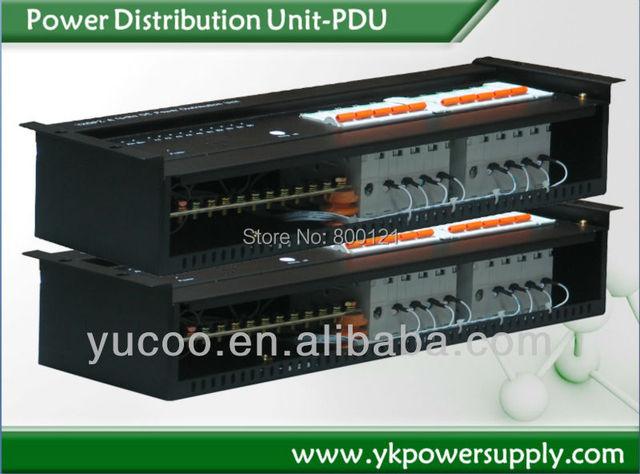 YKDPZ-A  8chsDC Power Distribution Panel-PDU