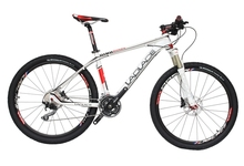 Fast Shipping 2015 New Fashion Mountain Bike 30 Speed High Quality Bicicleta 26er With 3 Colors with Shi-ma deore groupset(China (Mainland))