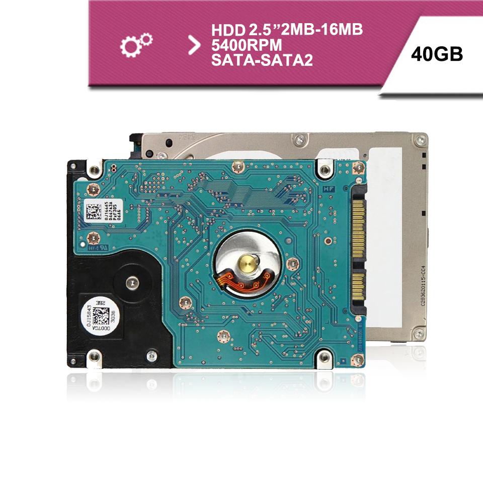 "Brand Sealed 2.5 ""40GB sata 100MB/s notebook hdd hard disk drive 2mb 4200rpm(China (Mainland))"