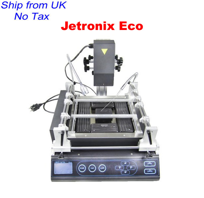 IN STOCK Jovy system Jetronix Eco semi-automatic dark infrared laser BGA soldering machine from UK no tax(China (Mainland))