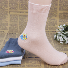 Child baby icy cold breathable thin cotton socks baby(China (Mainland))
