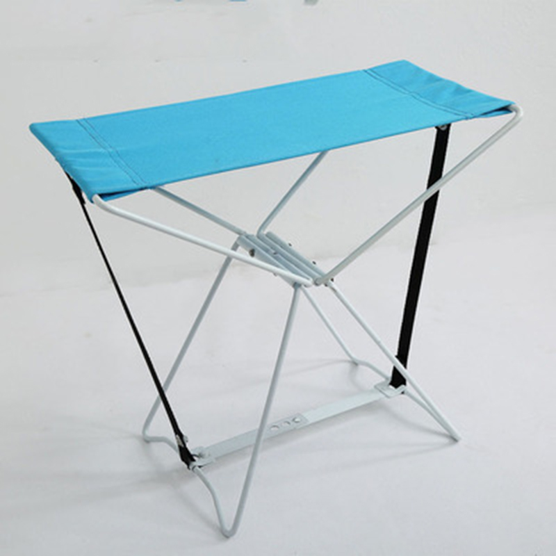 Outdoor Fishing Stool Foldable Chair Beach Pocket Chair Hiking Portable Fo