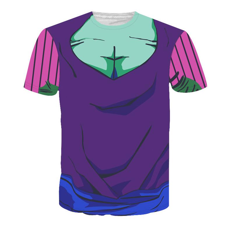 Hot sale 2016 new dragon ball t shirt men 39 s women 3d for T shirt graphics for sale