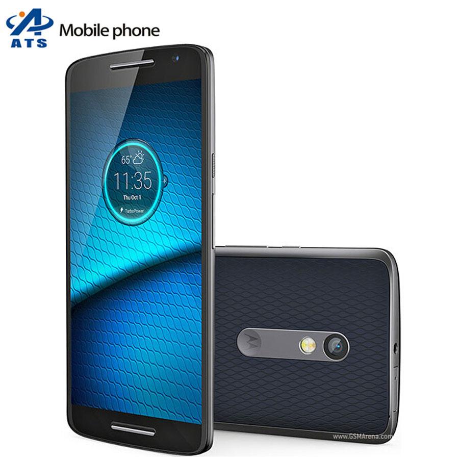 "Original Unlocked Motorola Droid Maxx 2 XT1565 Mobile Phone Andriod 5.5""Touch screen 16GB Rom 2GB Ram Quad-core cell phone(China (Mainland))"