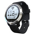 2016 Hot F69 Sprot Waterproof Smart Watch IP 68 Swimming Mode Heart Rate Monitor For Apple