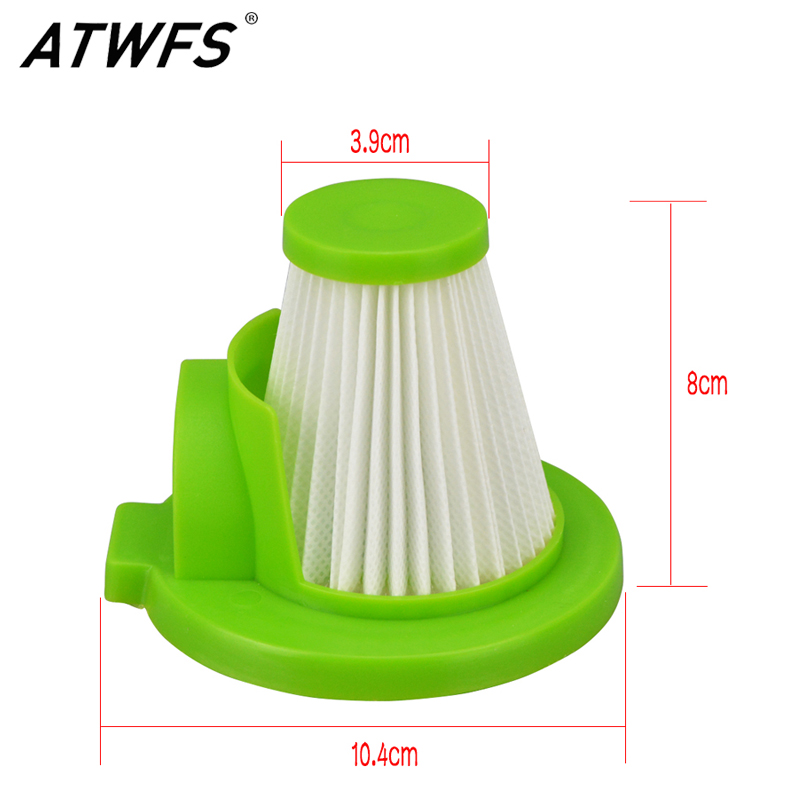 ATWFS Dedicated Vacuum Cleaner Parts Filter Dust Collector Accessories HEPA Filter(China (Mainland))