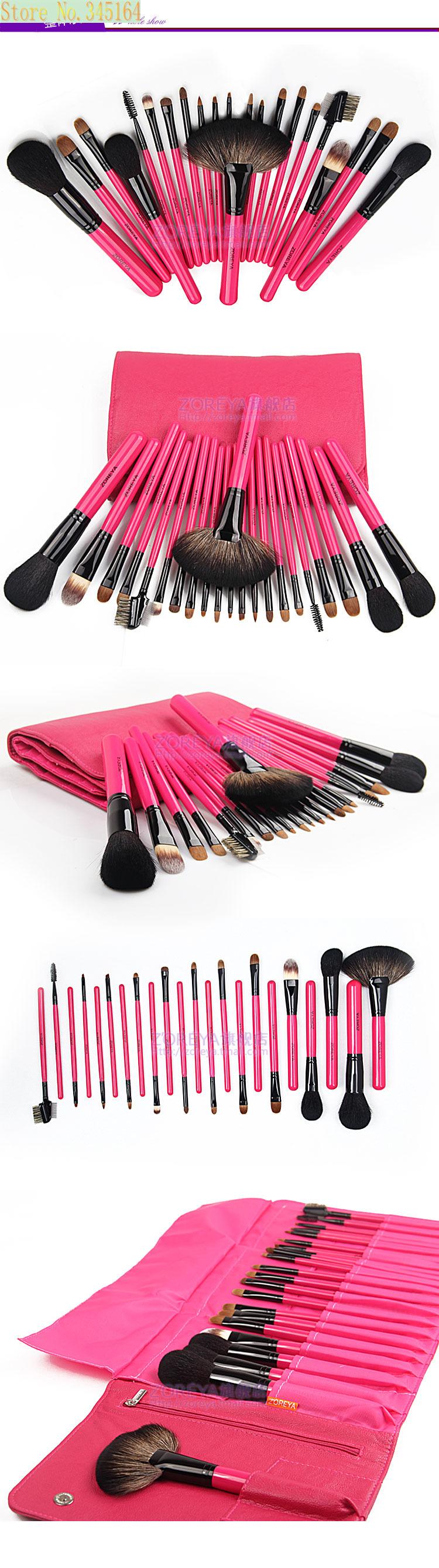 Профессиональные инструменты и косметика для макияжа