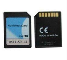 Lot of 10 x 64MB MMC Card MutiMedia 7pinsGENUINE(China (Mainland))