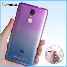 Buy Redmi Note 3 New Soft TPU Gradient Colors Case Xiaomi Redmi Note 3 HOT Transparent Gel Silicone Clear Back Coque Phone Cover for $1.11 in AliExpress store