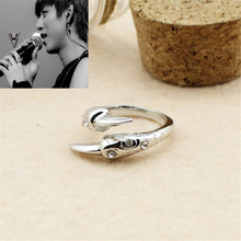 """Buy """"Wholesale KPOP bap B.A.P Best Absolute Perfect rabbit group Silver ring Men Women rings Z0260"""" for $2.59 in AliExpress store"""