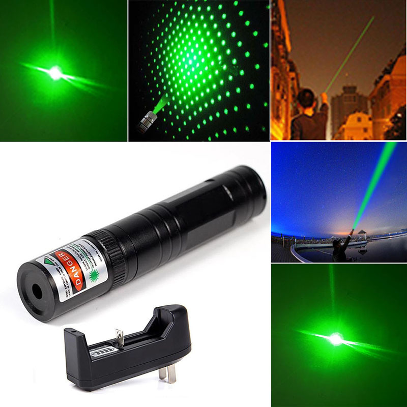 Green Laser Pointer 850 PPT 5mw high power Laser pointer Presenter Lazer Verde Puntero With Babysbreath Light(China (Mainland))