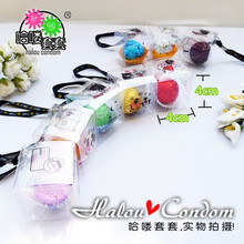 NEW latex rubber normal thick sex condoms DIY 1pcs egg chocolate sex condoms Lover surprises April Fool's gift sex toys oem(China (Mainland))