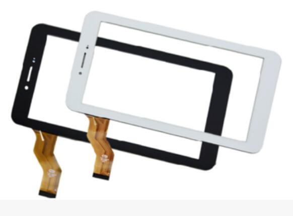 10pcs/lot Touch screen Digitizer Digma optima 7.3 3G TT7023MG / optima 7.4 3G tablet Touch panel Glass Sensor FreeShipping