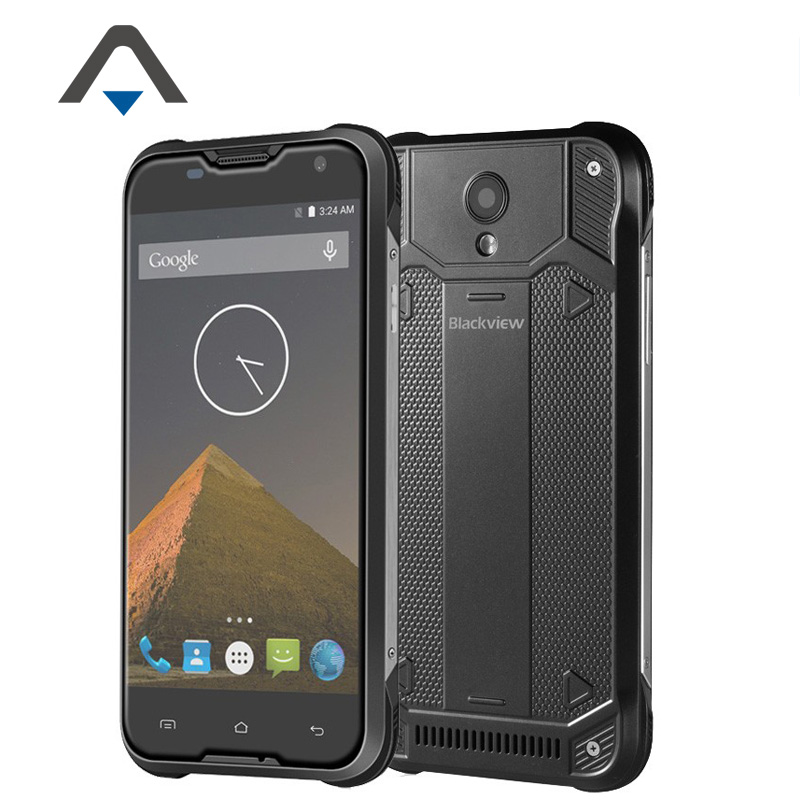 "Original Blackview BV5000 FDD 4G LTE IP67 Waterproof Cell Phone MTK6735 5.0"" Quad Core Android 5.1 2GB RAM 16GB ROM 8.0MP Stock(China (Mainland))"