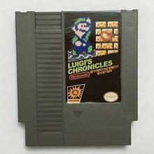 Lugi's Chronicles – 72pin 8bit Game card Free shipping!
