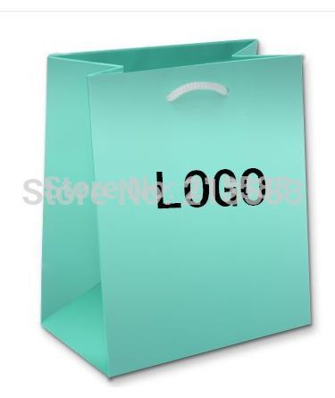 Wholesale 10pcs/lot Fashion Brand Jewelry Bag Green Paper Gifts Bag 925 silver Pouch Jewelry Display Packaging Bag,Jewelry Sets(China (Mainland))
