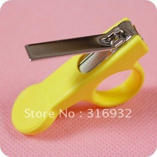 H3 Free shipping! New Baby Safety Nail Clipper / Infant Nailnippers 2 Colors mix shipping