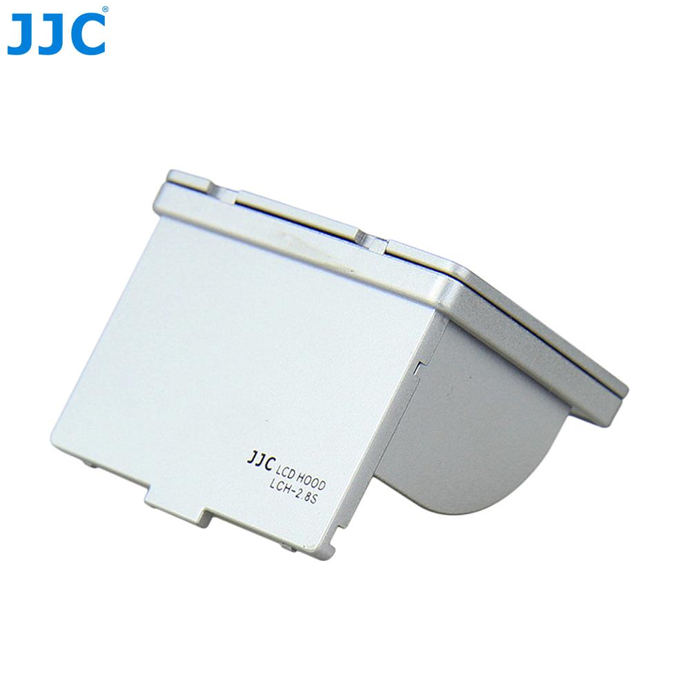 """JJC LCH-2.8B Parasol Protector Pantalla LCD 2,8/"""" Sony Canon Nikon"""