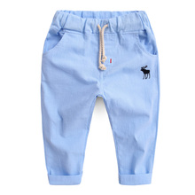 children boy pants baby pants kids thin section cotton trousers leggins girls children's clothing boys summer casual fashion