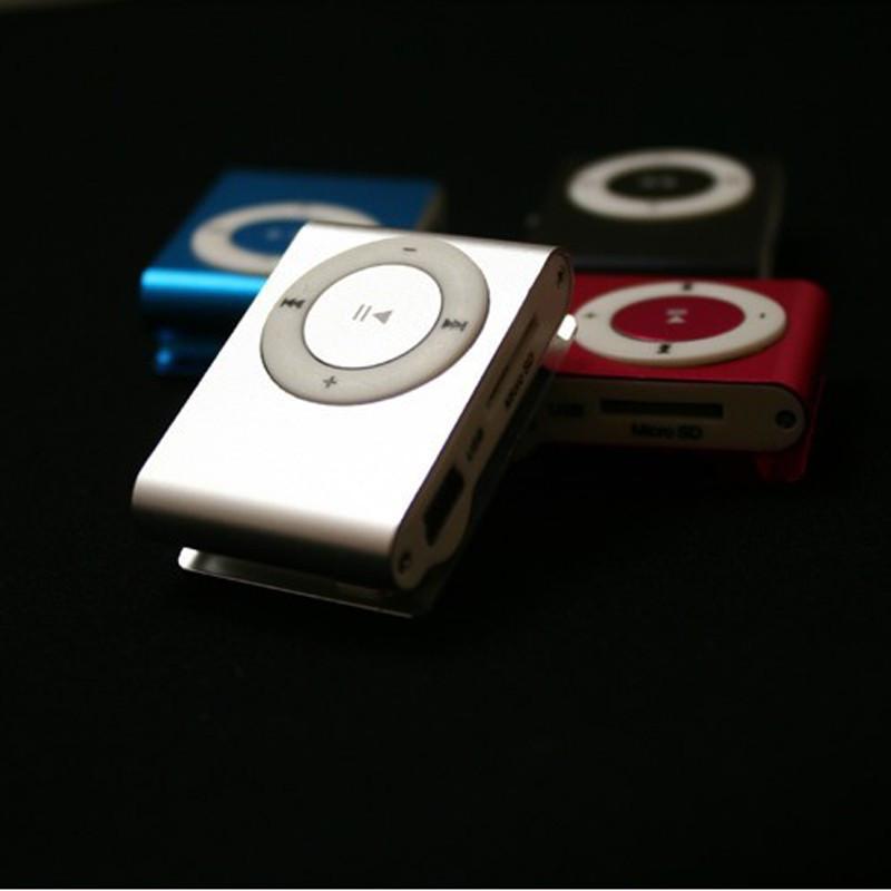 Мини клип портативный MP3-медиаплеер фото
