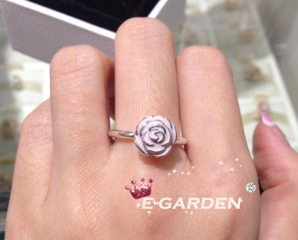 Pandora Mystick Floral Ring