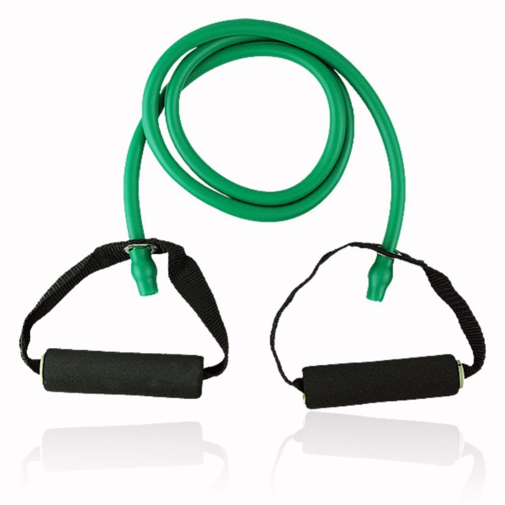 Yoga Fitness workout Latex Abs Workout Muscle Tone Body Building Resistance Bands expander gym equipment exerciser EC0057(China (Mainland))