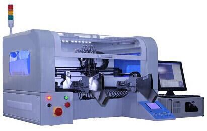 Multifunction SMT BGA Machine Pick and Place Machine SMT460(China (Mainland))