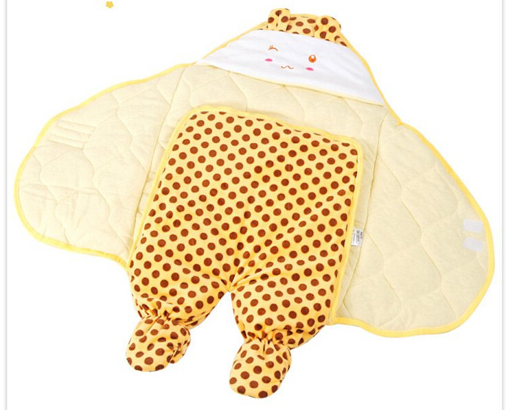 Baby Blanket Newborn Cotton Infantil Cobertor Animal Style