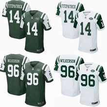 , elite Men New York Jets, #14 Ryan Fitzpatrick,#96 Muhammad Wilkerson,#7 Geno Smith, Color Green white, logo,camouflage(China (Mainland))