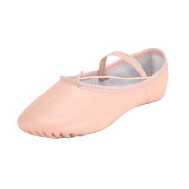 Brand New Genuine Leather Ballet Dance Shoes Professional Soft Girls Women Ballet Shoes Full Sole Split
