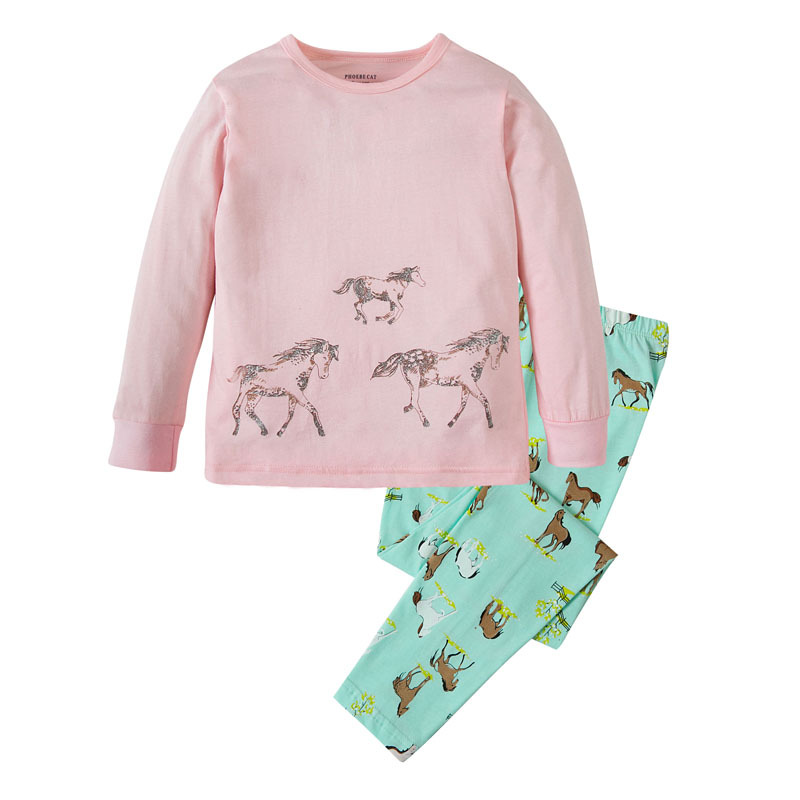 Online Buy Wholesale girls horse pajamas from China girls horse ...