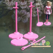 4 unids/lote muli-función sostenedor de la muñeca para muñecas monster high para barbie muñeca para blythe para muñeca 1 / 6BJD titulares