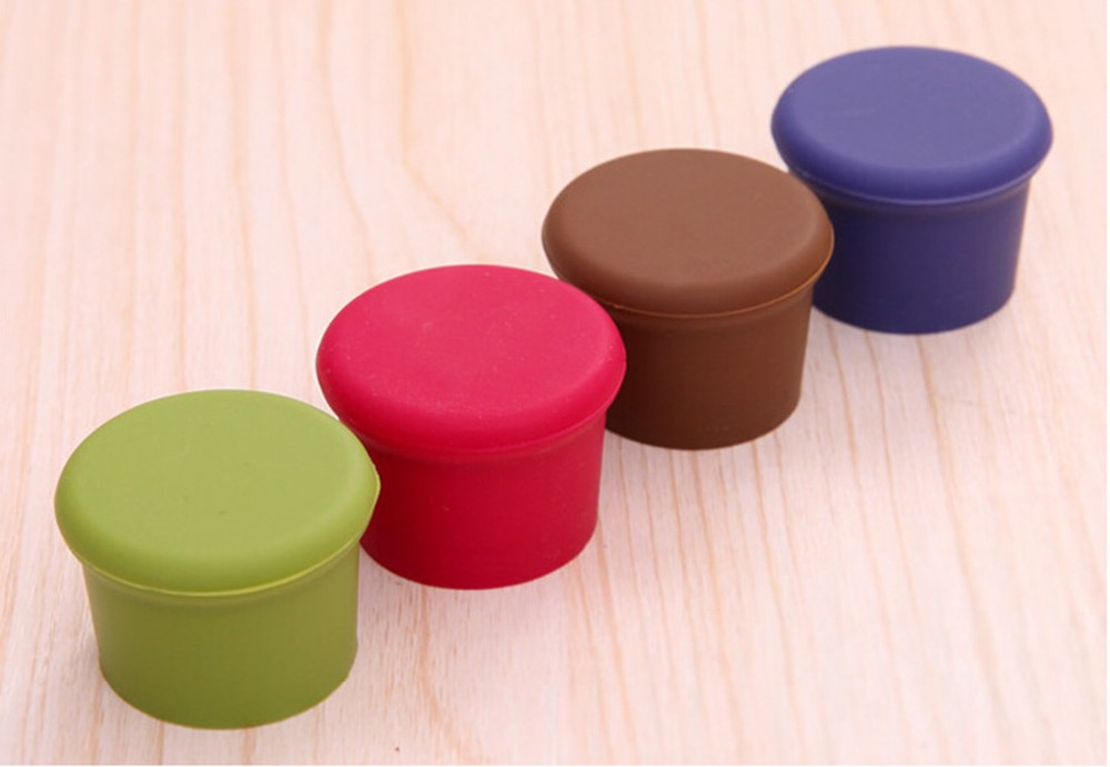 Wine Bottle Stopper Silicone Preservation