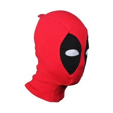 new style Deadpool Masks Superhero Balaclava Halloween Costume X-men Hats Headgear Arrow Cosplay Party Neck Hood Full Face Mask