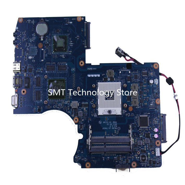 For Asus K93SV X93SV K93SM laptop motherboard mainboard PBL80 LA-7441P REV 2.0 tested Top quality<br><br>Aliexpress