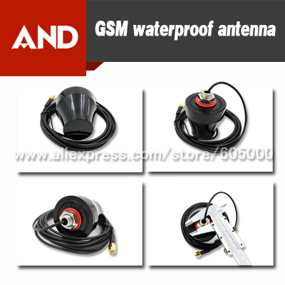 Outdoor GSM antenna with quad band, waterproof antenna type(China (Mainland))
