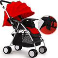 Hot Sale Baby Stroller Portable Folding Baby Car High Landscape Shockproof Widen Seat Strollers Prams for